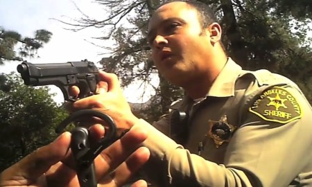 LAPD Police Officer Points Gun At Black Mans Head Over Routine Traffic Stop Man Happens To Be A Private Investigator Cops Found Not Guilty