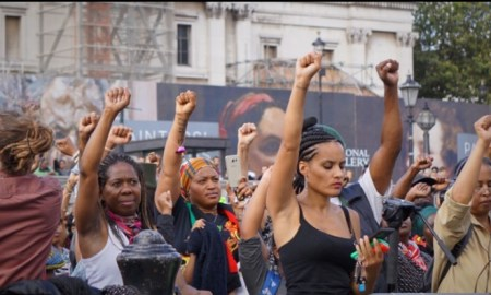 Black People In London Hosted The First-Ever Memorial Service For The Victims Of The Transatlantic Slave Trade