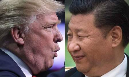onald Trump Threatens 45% Tarriff On Chinese Products Entering The U.S, China Says It Will Retaliate