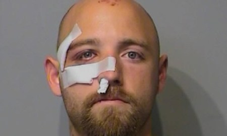 White Supremacist Gets Knocked Out After Harrassing Black Man Then Trys To Play The Victim After Being Arrested
