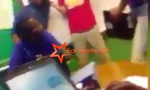 Teacher Calls Students Ignorant & Broke Ass Ni**ers That Are Going To Get Shot [Video]