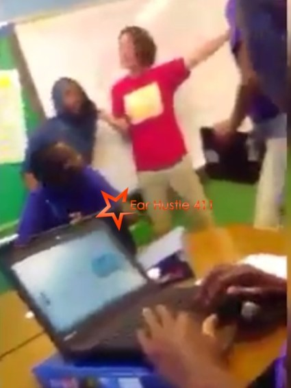 Teacher Calls Black Students Ignorant & Broke Ass Ni**ers That Are Going To Get Shot [Video]