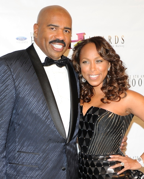 Steve Harvey Says He Will Not Be Attending The Inauguration Because His Wife Marjorie Says She's Not Having It
