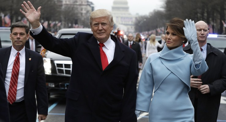 Legislators In California Calls For Melania Trump Immigration Records