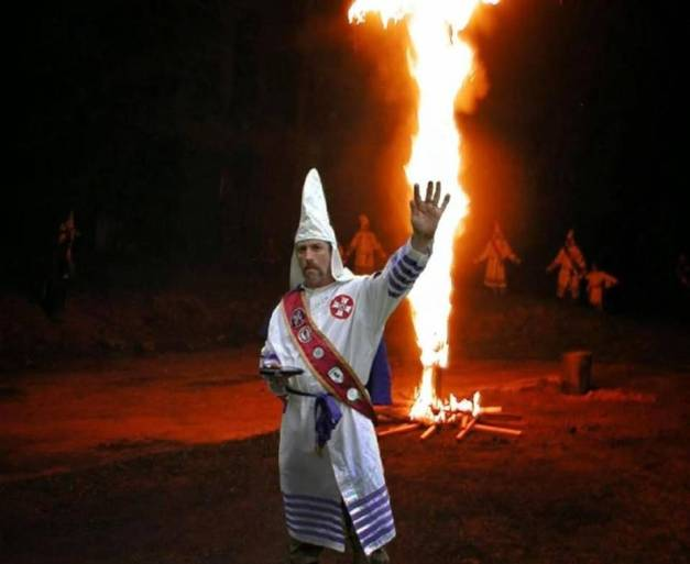 KKK Imperial Wizzard Found Dead In The Missouri River After Being Missing For Several Days