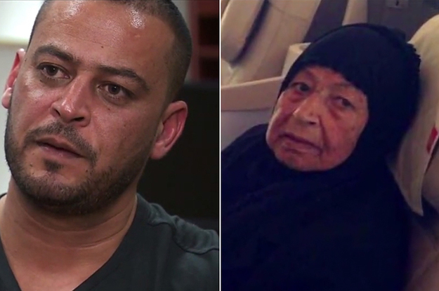 Man From Iraq Who Is US Citizen Claims Trump Destroyed His Family, His Mother Died After Being Turned Away From The Airport