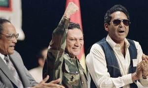 Panamanian Dictator Mannuel Noriega Dead at 83