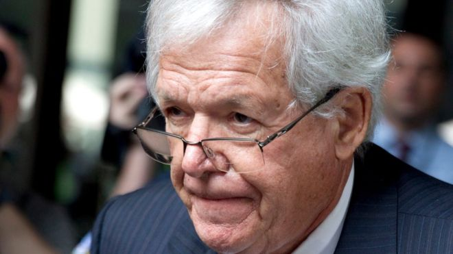 Former House Speaker Dennis Hastert Says His Child Rape Victim Should Pay Back Money For Snitching