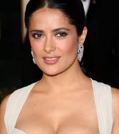 Actress Salma Hayek Says Donald Trump Tried To Get Her To Cheat On Her Boyfriend With Him