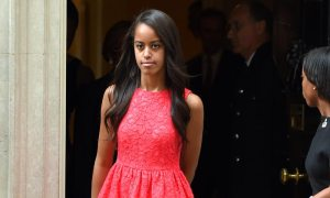 Malia Obama Celebrated Her 19th Birthday On July 4th But Racist Conservatives Could Not Let The Day Go By Without Insults