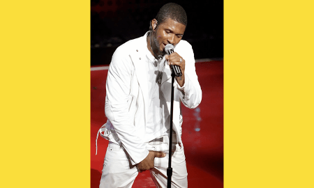 "STD Confessions? Woman Alleged R&B Singer Usher ""Let It Burn"" & Paid Her 1.1 Million Dollars For Giving Her Herpes"