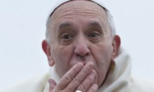 Pope Francis Exaperated After Afer Drud Raid Exposed Gay Orgy At Vatican Priest's Home