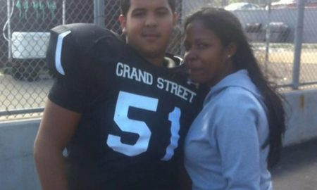 New York Teen Chokes His Mother's Ex-Boyfriend To Death After He Caught Him Beating Her