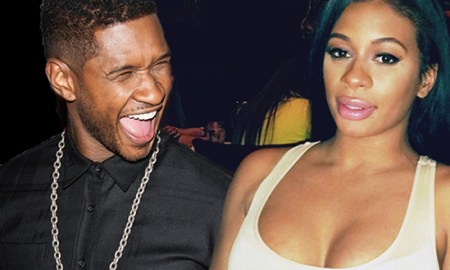 New Reports Are In & R & B Sensation Usher Does Not Have Herpes