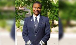 Fed Ex Hired Their First African American Female Pilot In The Company's History