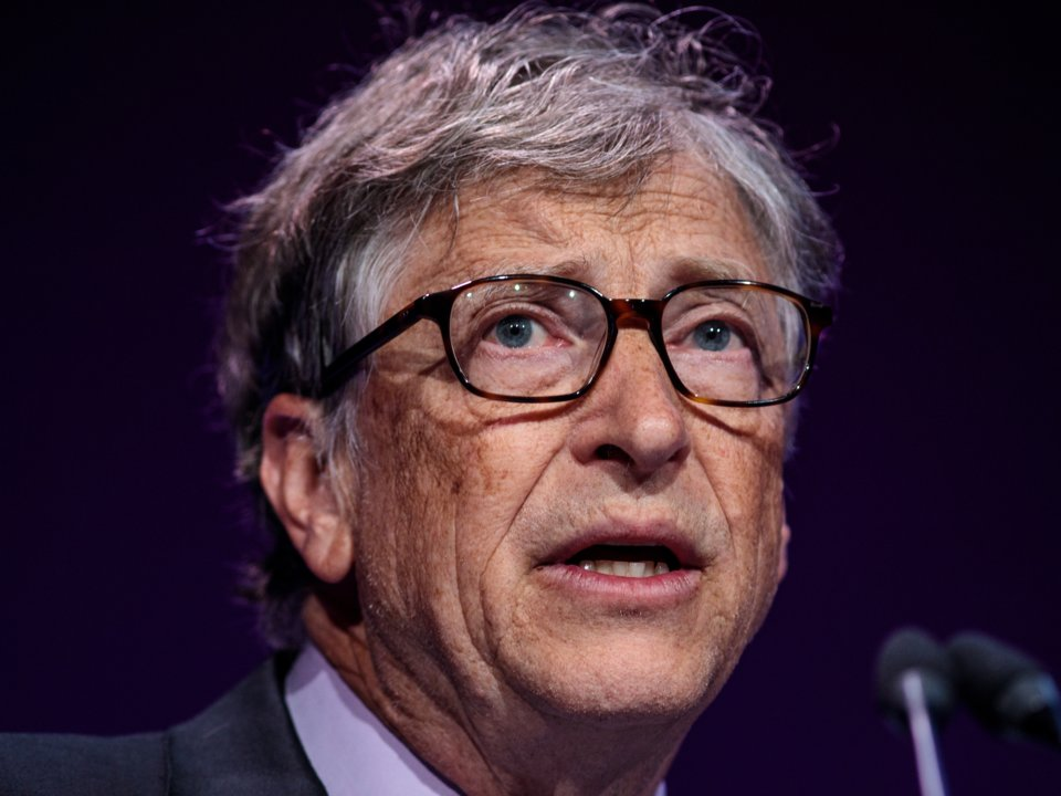 Bill Gates Predicts A Major Disease Coming That Could Kill 30 Million People In 6 Months