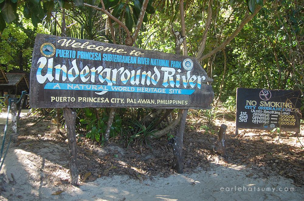 puerto princesa underground