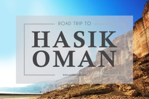 Road trip to Hasik