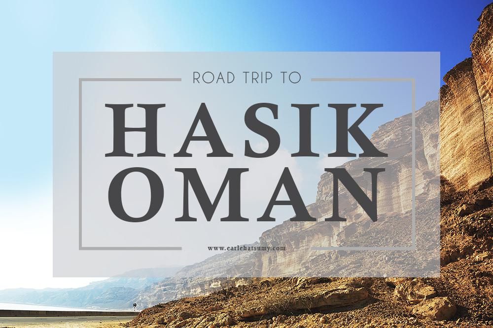 Road trip to Hasik