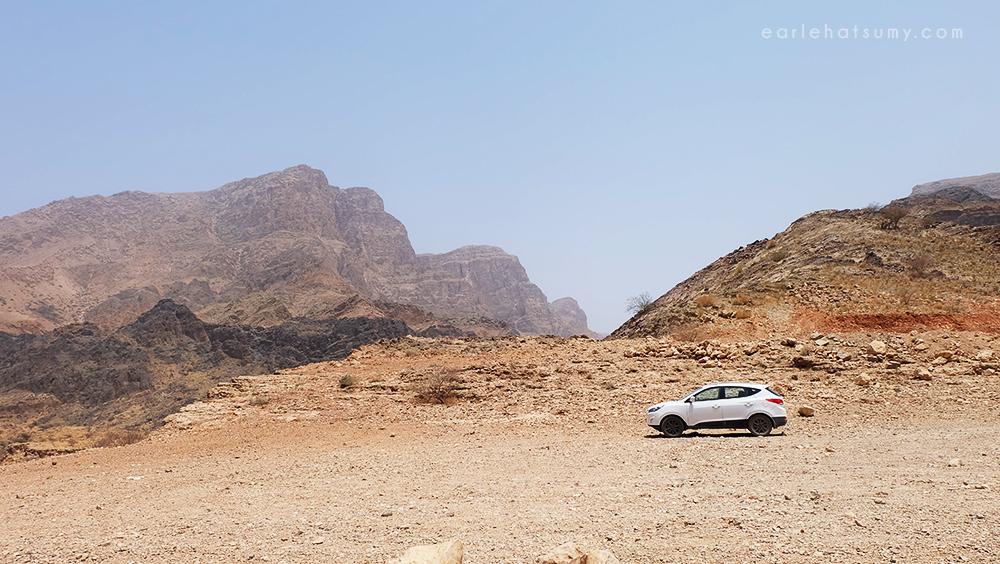 Wadi Al Arbaeen Muscat