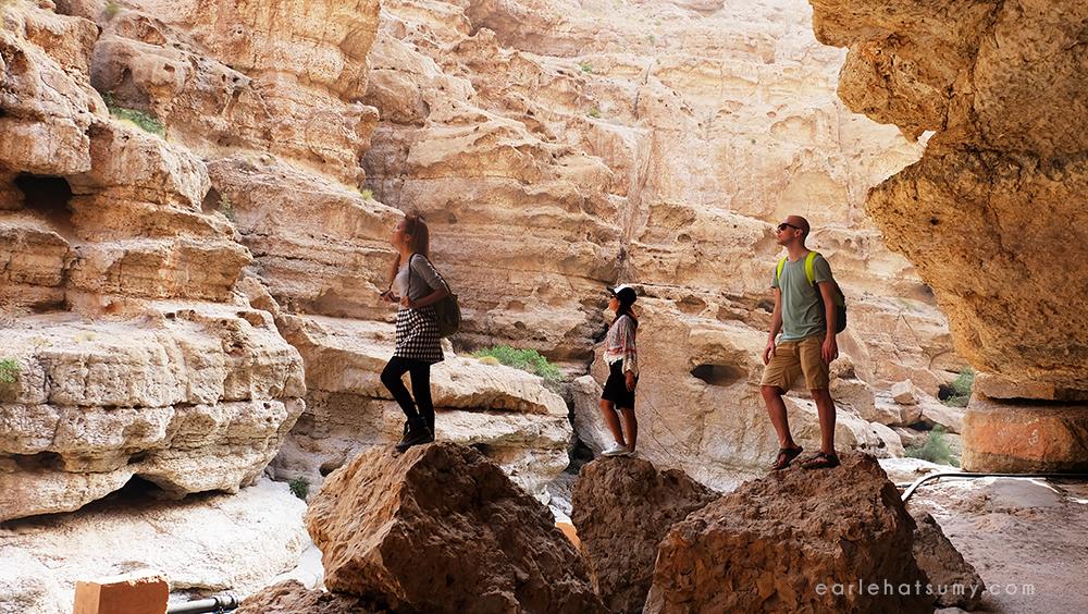 Wadi Shab Muscat