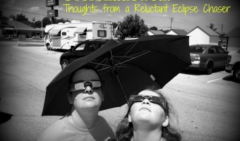 Overshadowed: Thoughts from a Reluctant Eclipse Chaser