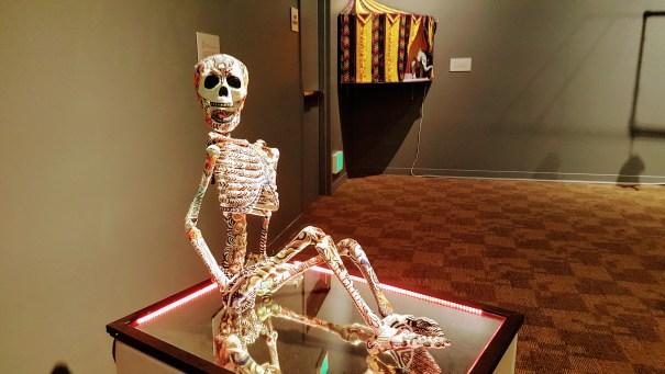 Mexican Calavera style Skeleton Art