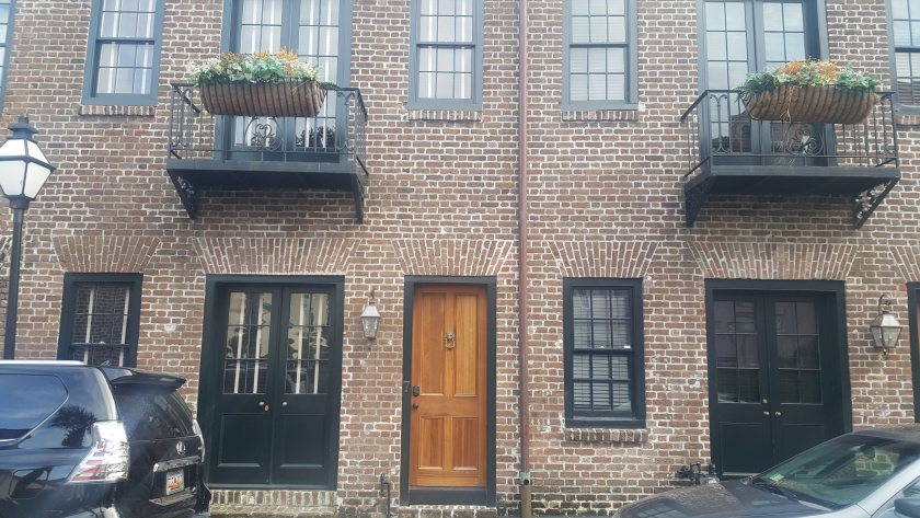 Townhouse Museums in Charleston