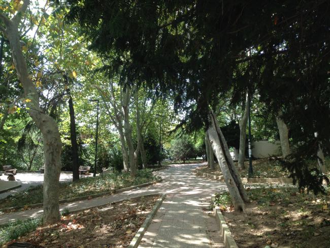 Beşiktaş Abbasağa Parkı
