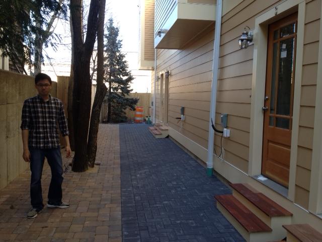 Amerika'da Son Bir Buçuk Yıl Raymond Yeni Ev