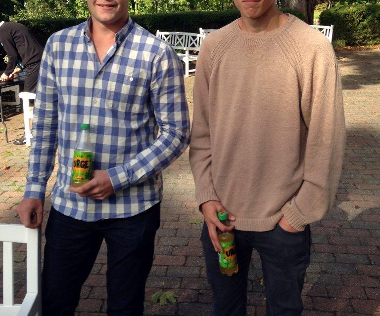 En STOR takk rettes til brødrene Wahlqvist!