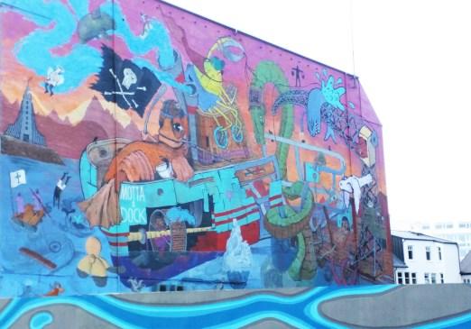 2 Wand Graffitti 2