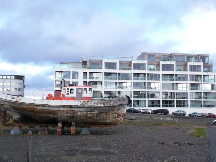 Schiffswrack Reykjavik