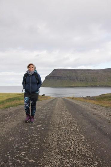 Island Wandern Rock