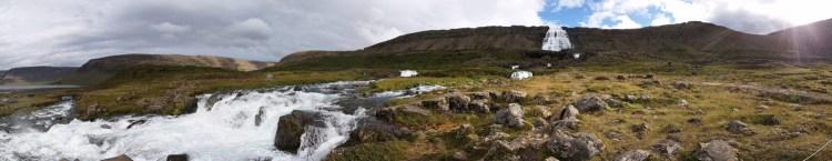 Dynjandi Panorama