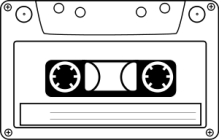 tapecassette_Clipart_Free