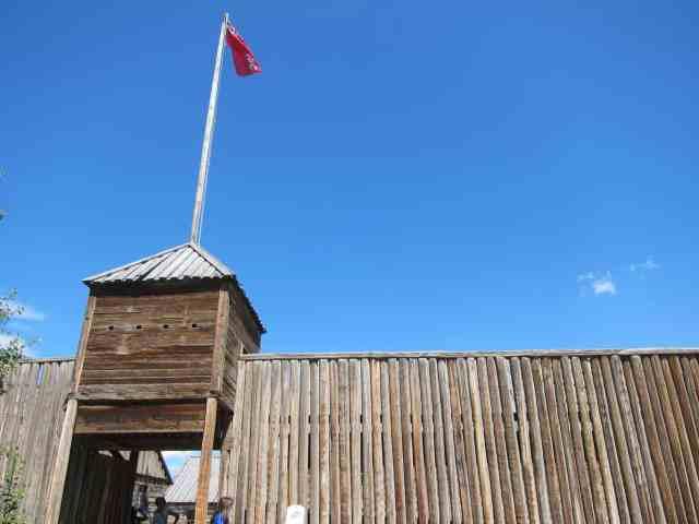 hudson's bay company fur trading port heritage park calgary