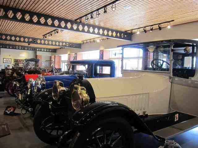 vintage vehicles heritage park calgary