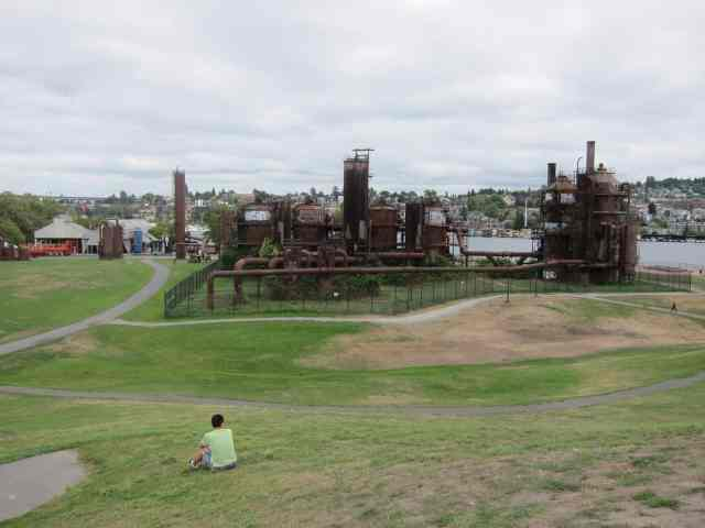 gas works park seattle