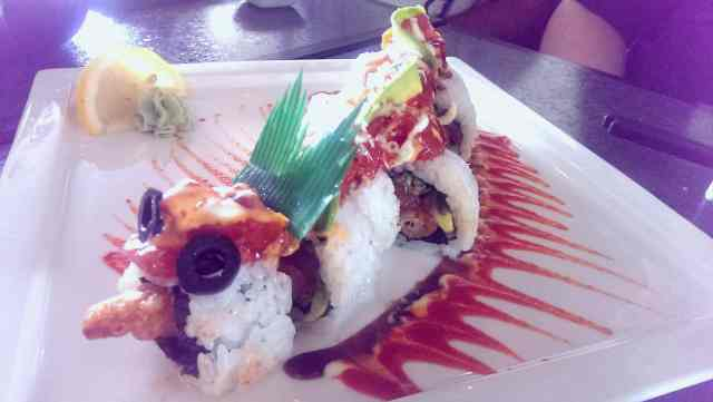 mad dragon specialty roll