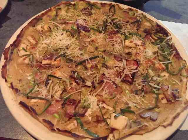 Parmezaanse Kip (Chicken Parmesan)