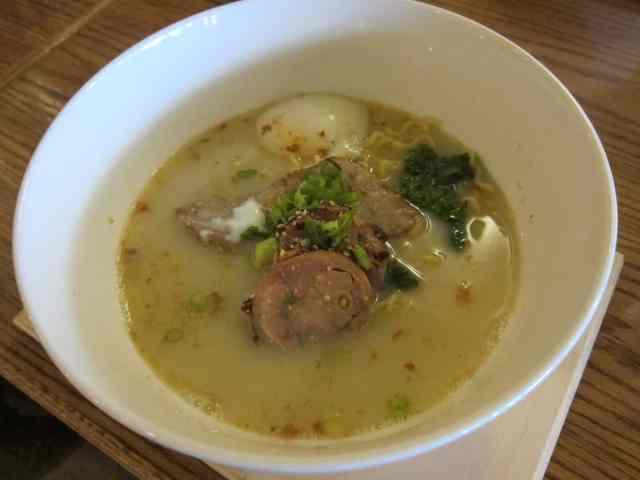 shio ramen without kale
