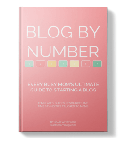 Blog by Number Course