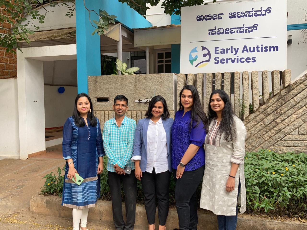 ABA Therapy Center in Bengaluru at Early Autism Services