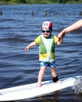 """9) gesurft... """"Mama, ich bin voll die Welle geritten)"""