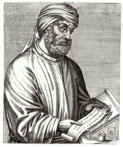 Tertullian from Andre Thevet
