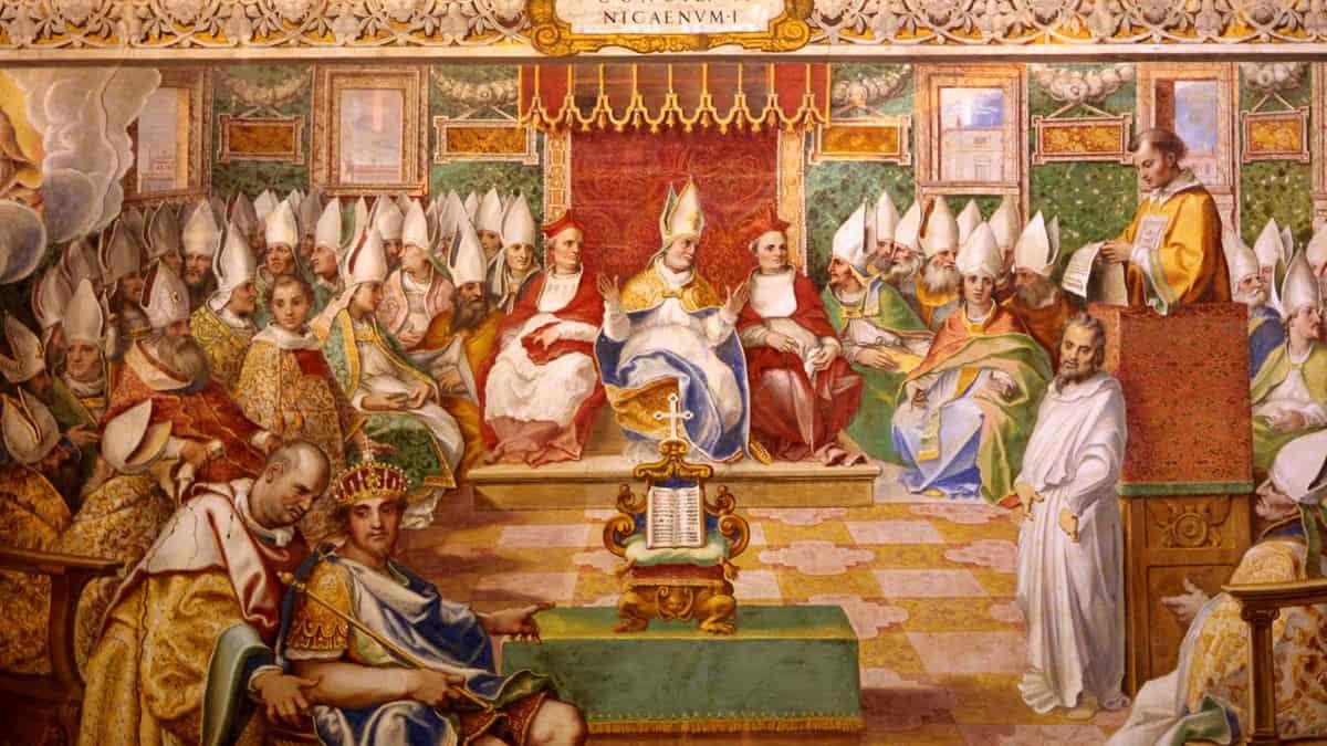 Council of Nicaea 325