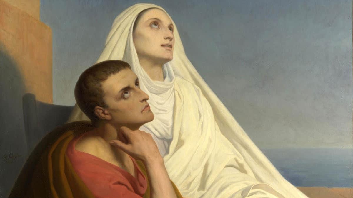 https://en.wikipedia.org/wiki/Augustine_of_Hippo#/media/File:Saint_Augustine_and_Saint_Monica.jpg