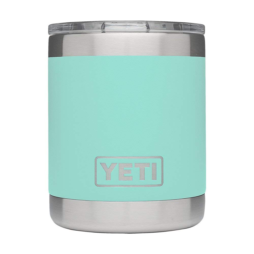YETI Rambler Stainless Steel Vacuum Insulated Tumbler with Lid (Various Color Options)