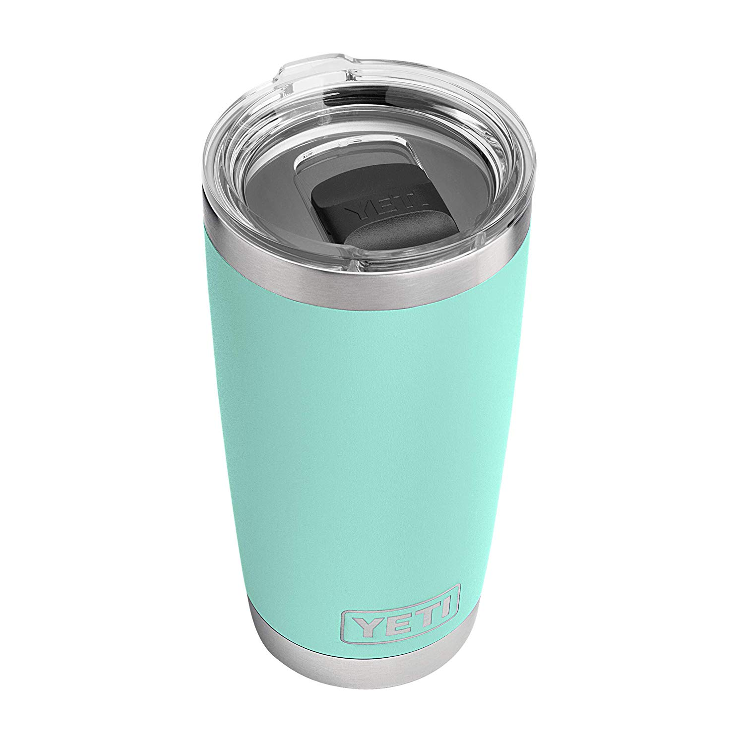YETI Rambler 20 oz Stainless Steel Vacuum Insulated Tumbler w/MagSlider Lid, Various Color Options